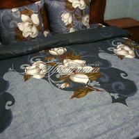 Постельное белье Комплект постельного белья, бязь премиум