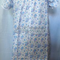 Халаты и платья Сорочка ситець