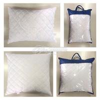 Подушка стеганная в упаковке