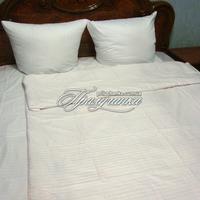 Комплект постельного белья, страйп-сатин