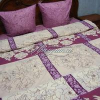 Постельное белье - Комплект постельного белья, бязь (без компаньона)