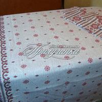 Полотенца, салфетки, скатерти Набор (скатерть, 6 салфеток)