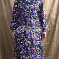 Халаты и платья Халат фланелевый