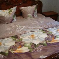 Постельное белье Комплект постельного белья, полисатин