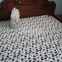 Шерстяные одеяла и покрывала Покрывало. Искусственный мех.