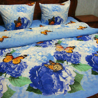 - Комплект постельного белья, бязь люкс