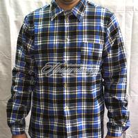 Рубашки - Рубашка фланелевая