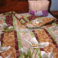 Подушки и одеяла Одеяло стеганное