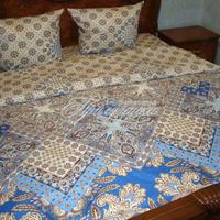 Постельное белье Комплект постельного белья, бязь