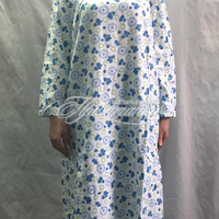 Сорочка фланелевая
