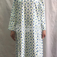 Халаты и платья - Сорочка фланелевая