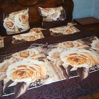 Постельное белье - Комплект постельного белья, полисатин