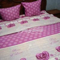 Постельное белье Комплект постельного белья, бязь люкс