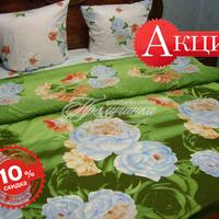 Акционные товары - Комплект постельного белья, ранфорс