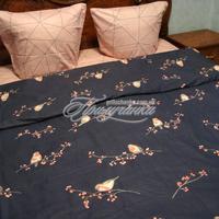 Постельное белье Комплект постельного белья, сатин