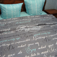 - Комплект постельного белья, бязь
