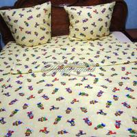 Комплект постельного белья, бязь-люкс